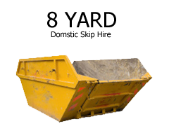 8 Yard Domestic Skip Hire Middlesbrough