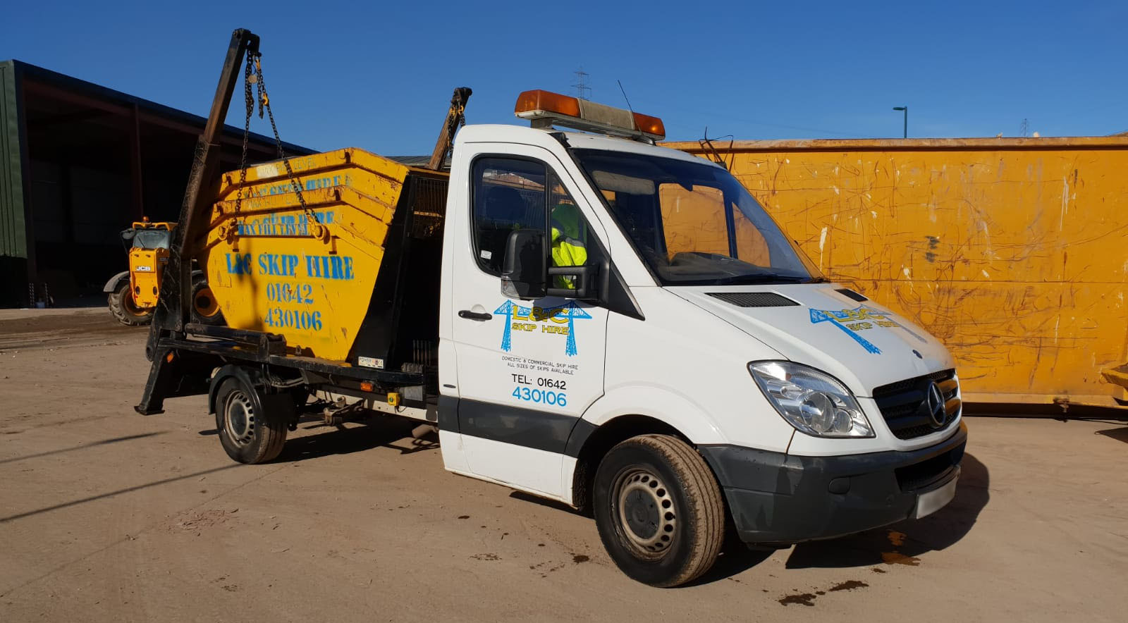 L&C Skip Hire Middlesbrough
