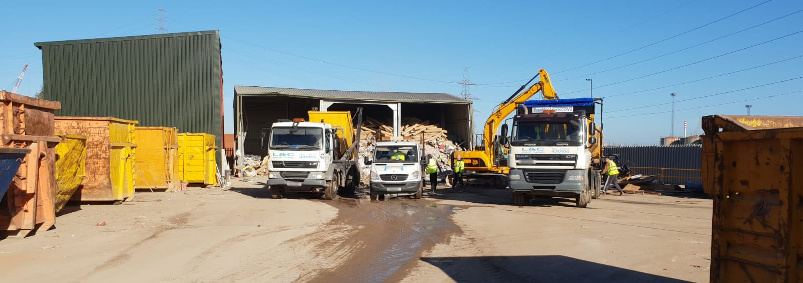 Skip Hire Thornaby